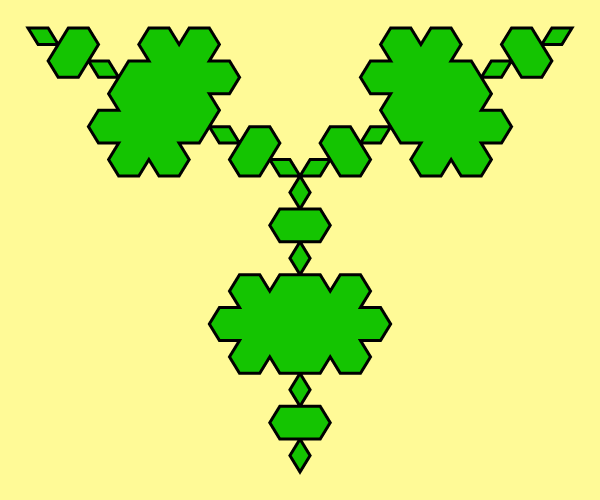 Generate A Koch Anti Snowflake Online Math Tools